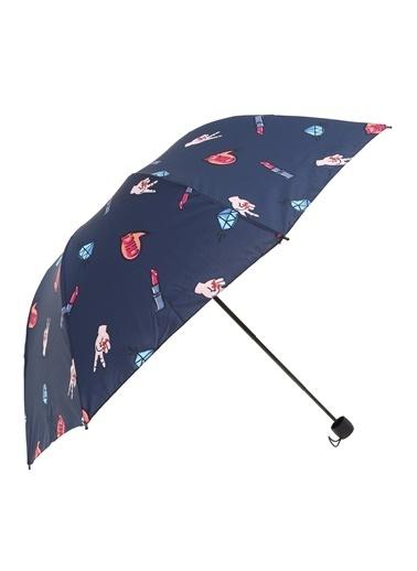 T-Box Şemsiye Lacivert